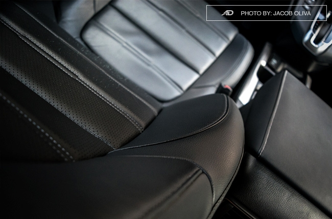 2018 Honda CR-V Gasoline leather seats