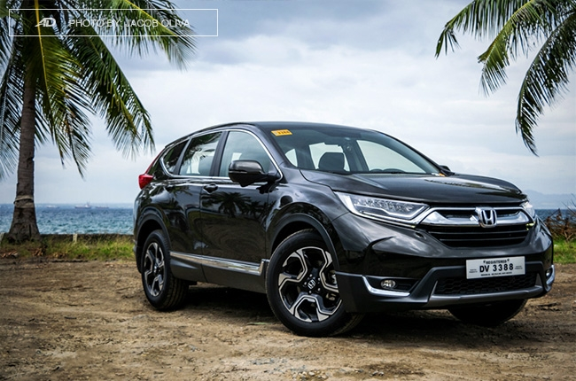 2018 Honda CR-V Gasoline beach