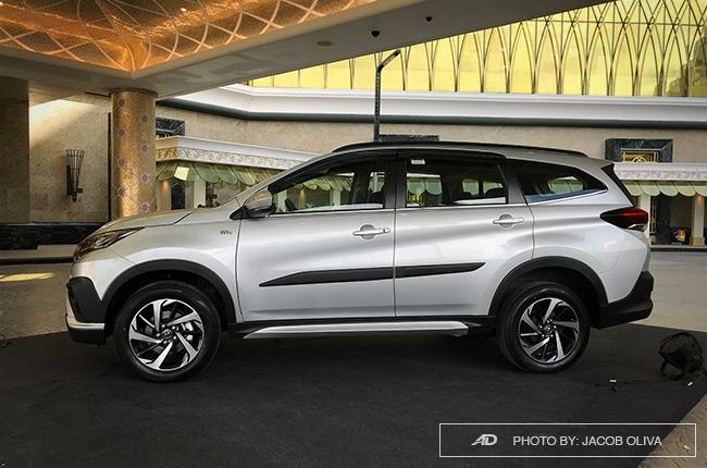 2018 Toyota Rush stirs bold-looking MPV segment in PH ...
