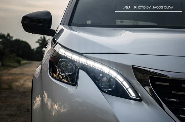2018 Peugeot 3008 Diesel headlights
