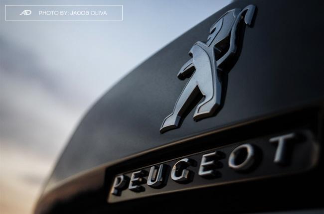 2018 Peugeot 3008 Diesel logo
