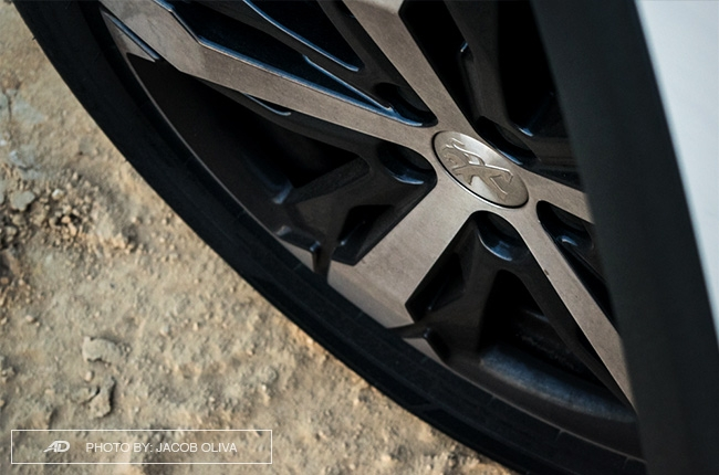 2018 Peugeot 3008 Diesel rims