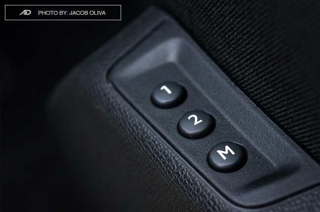 2018 Peugeot 3008 Diesel seat memory