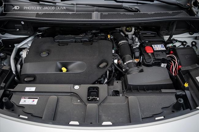 2018 Peugeot 3008 Diesel engine