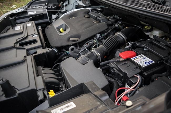 2018 Peugeot 3008 Diesel powertrain
