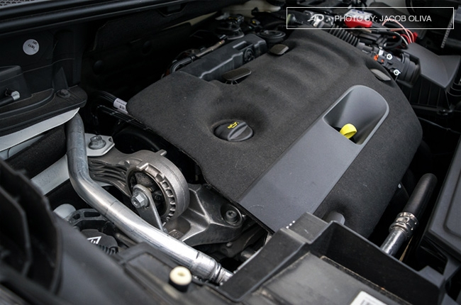 2018 Peugeot 3008 Diesel turbo