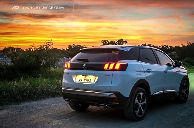 2018 Peugeot 3008 Diesel sunset