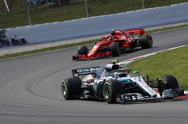 2018 Formula 1 Spanish Grand Prix