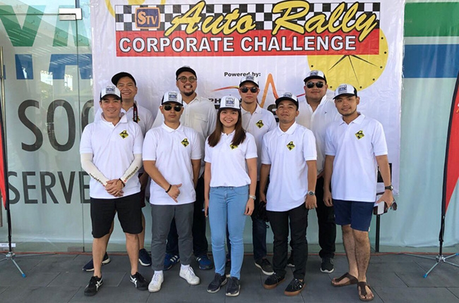 2018 STV Auto Rally Corporate Challenge