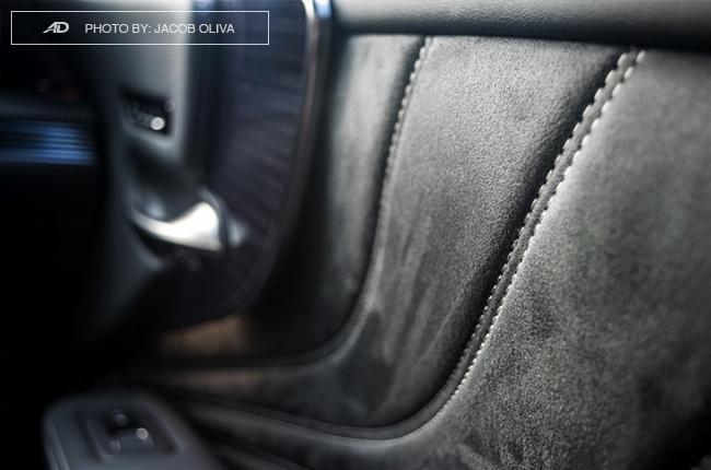 2018 lexus ls 500 door trims