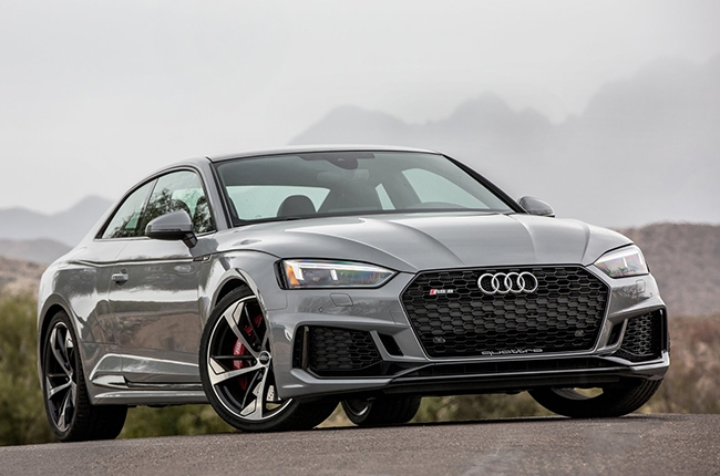 Pretty much as close as we can get to the concept Quattro Coupe. And we like it a lot.