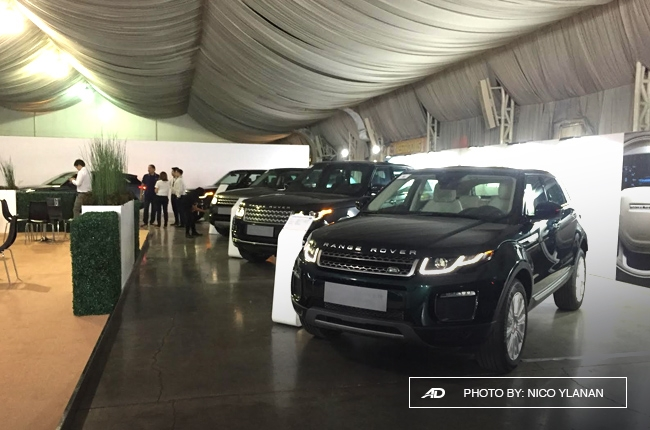 land rover media drive