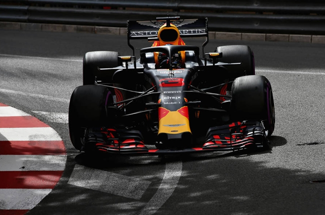 2018 Formula 1 Monaco Grand Prix Red Bull Racing