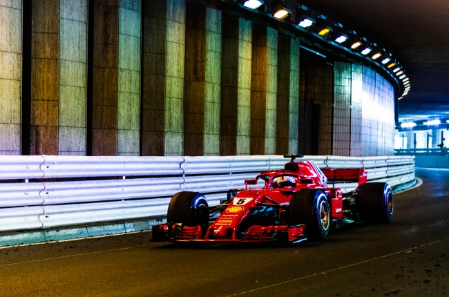 2018 Formula 1 Monaco Grand Prix Ferrari