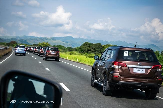 2018 Nissan Terra Philippines highway run