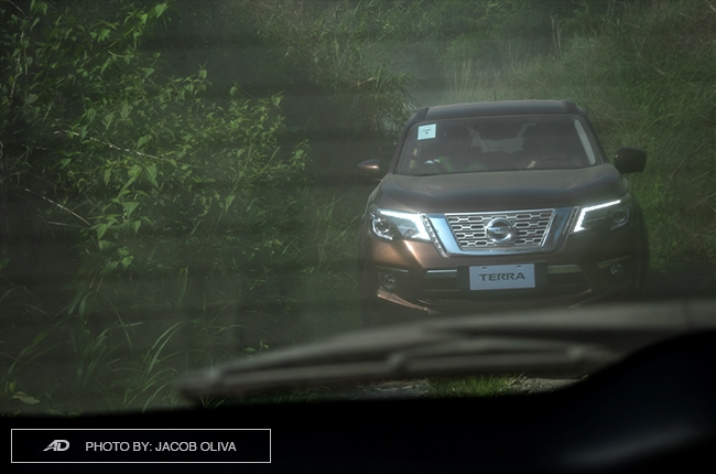 2018 Nissan Terra Philippines bushes