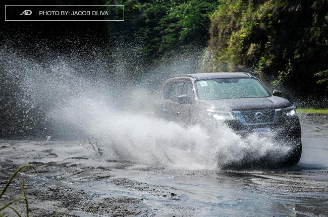 2018 Nissan Terra Philippines lahar