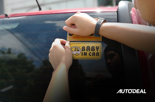 How To Remove Nasty Sticker Stains From Your Car S Windshield Autodeal