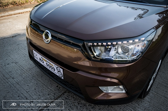 ssangyong tivoli exg review philippines fascia