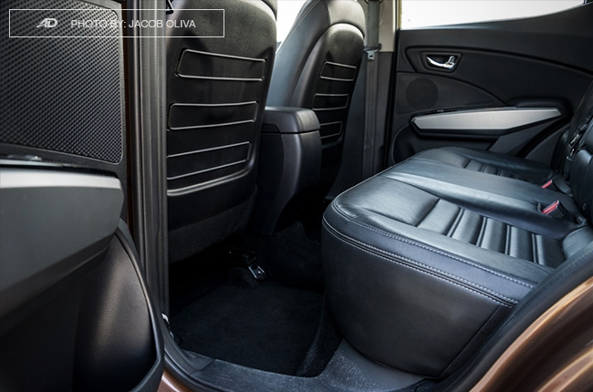 ssangyong tivoli exg review rear seats