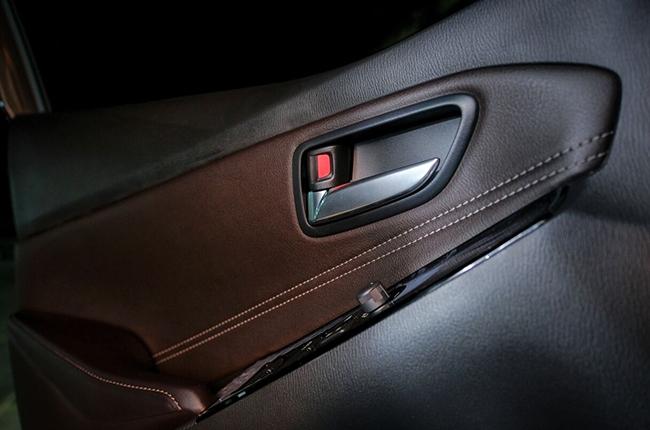 Mazda2 Premium interior