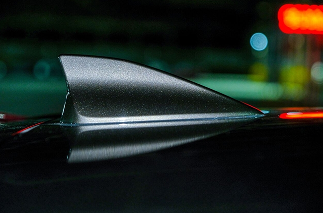 Mazda2 Shark fin antenna