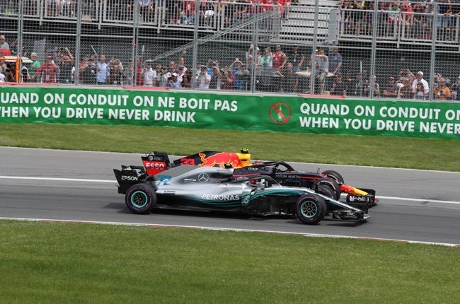 2018 Formula 1 Canadian Grand Prix