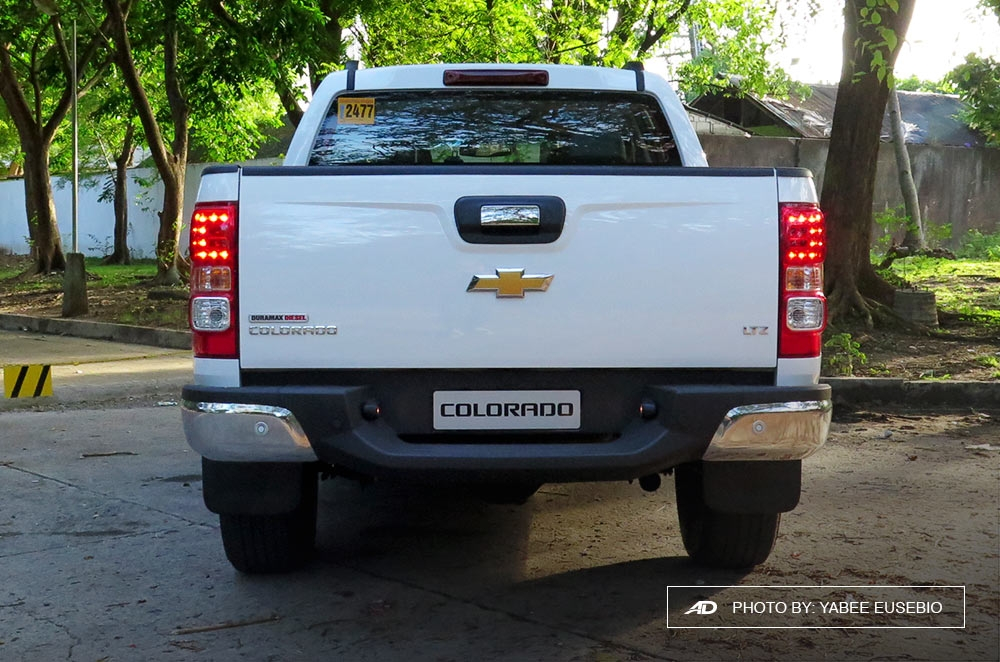 2018 Chevrolet Colorado 2.8 4x4 AT LTZ