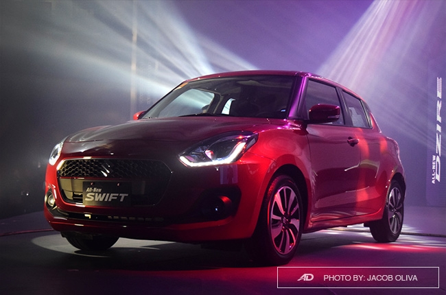 2019 Suzuki Swift Philippines