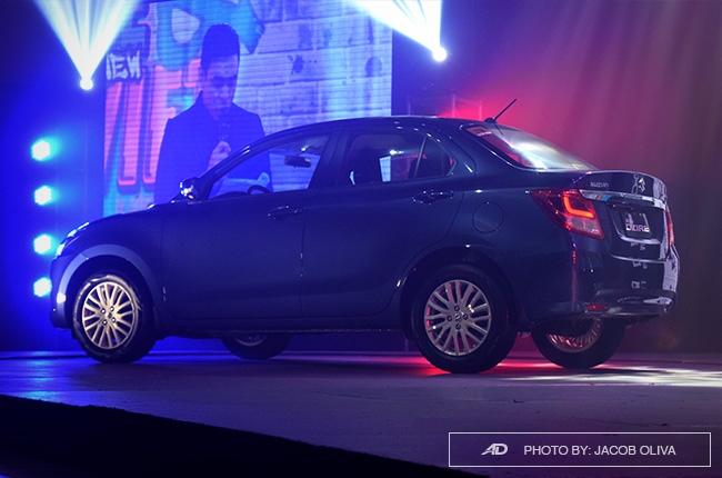 2019 Suzuki Dzire Philippines rear