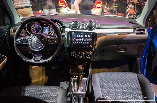 2019 Suzuki Swift Philippines cabin