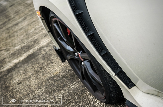 2018 Honda Civic Type R Philippines air vent