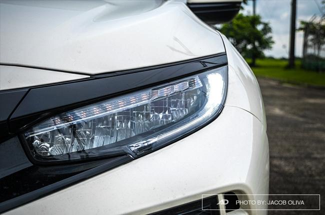 2018 Honda Civic Type R Philippines headlights