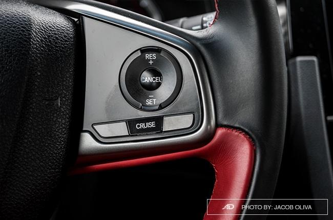 2018 Honda Civic Type R Philippines cruise control