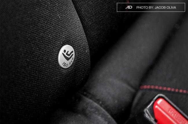 2018 Honda Civic Type R Philippines ISOFIX