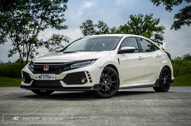 2018 Honda Civic Type R Philippines beauty