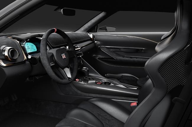 2019 Nissan GT-R50