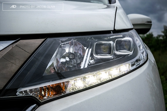 2018 Honda Odyssey Philippines review headlights