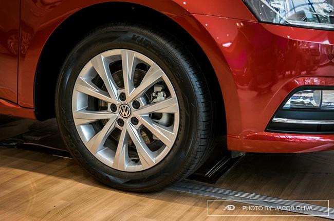 2018 Volkswagen Lavida wheels
