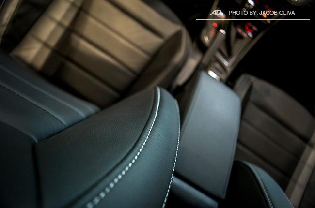 2018 Volkswagen Lavida leather seats