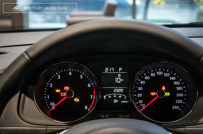 2018 Volkswagen Lavida gauge clusters