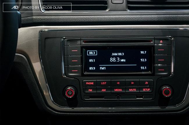 2018 Volkswagen Lavida infotainment