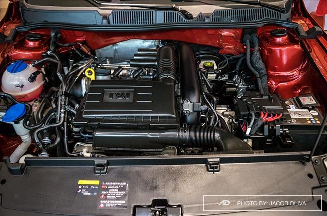 2018 Volkswagen Lavida TSI