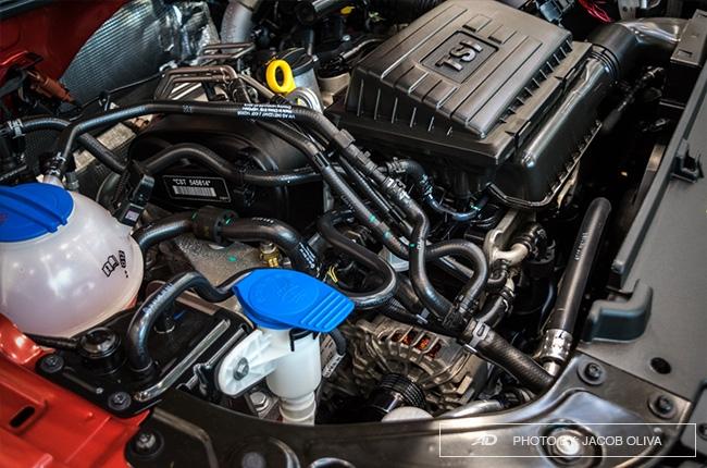2018 Volkswagen Lavida gasoline
