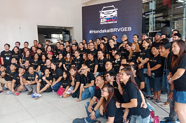 BR-V Philippines Owners Club