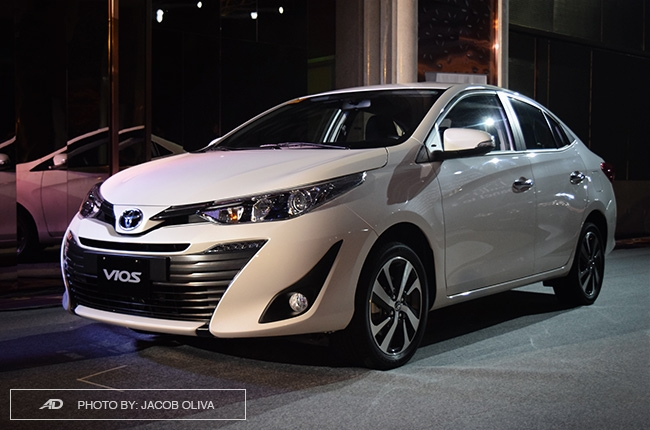 Toyota Ph Launches 2019 Vios With All New Prime Variant Autodeal