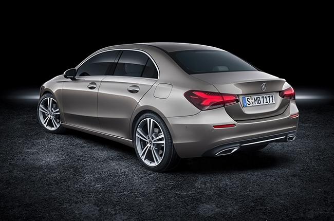 Mercedes-Benz A Class Sedan
