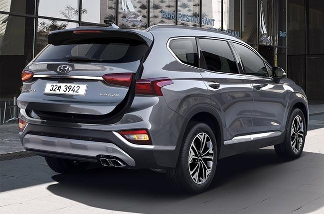 You can now purchase the 2019 Santa Fe at local Hyundai ...