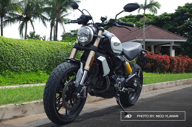 Motorcycle Review 2018 Ducati Scrambler 1100 Autodeal