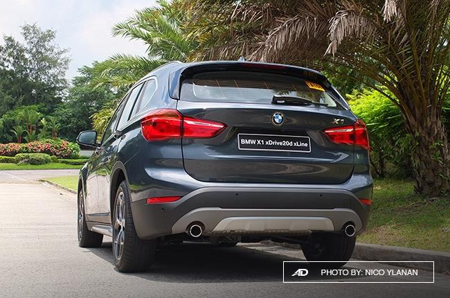 Review 2018 Bmw X1 Xdrive20d Xline Autodeal Philippines